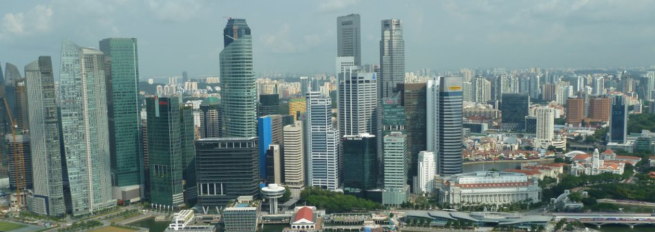 About EZ Property, the Singapore CBD Skyline